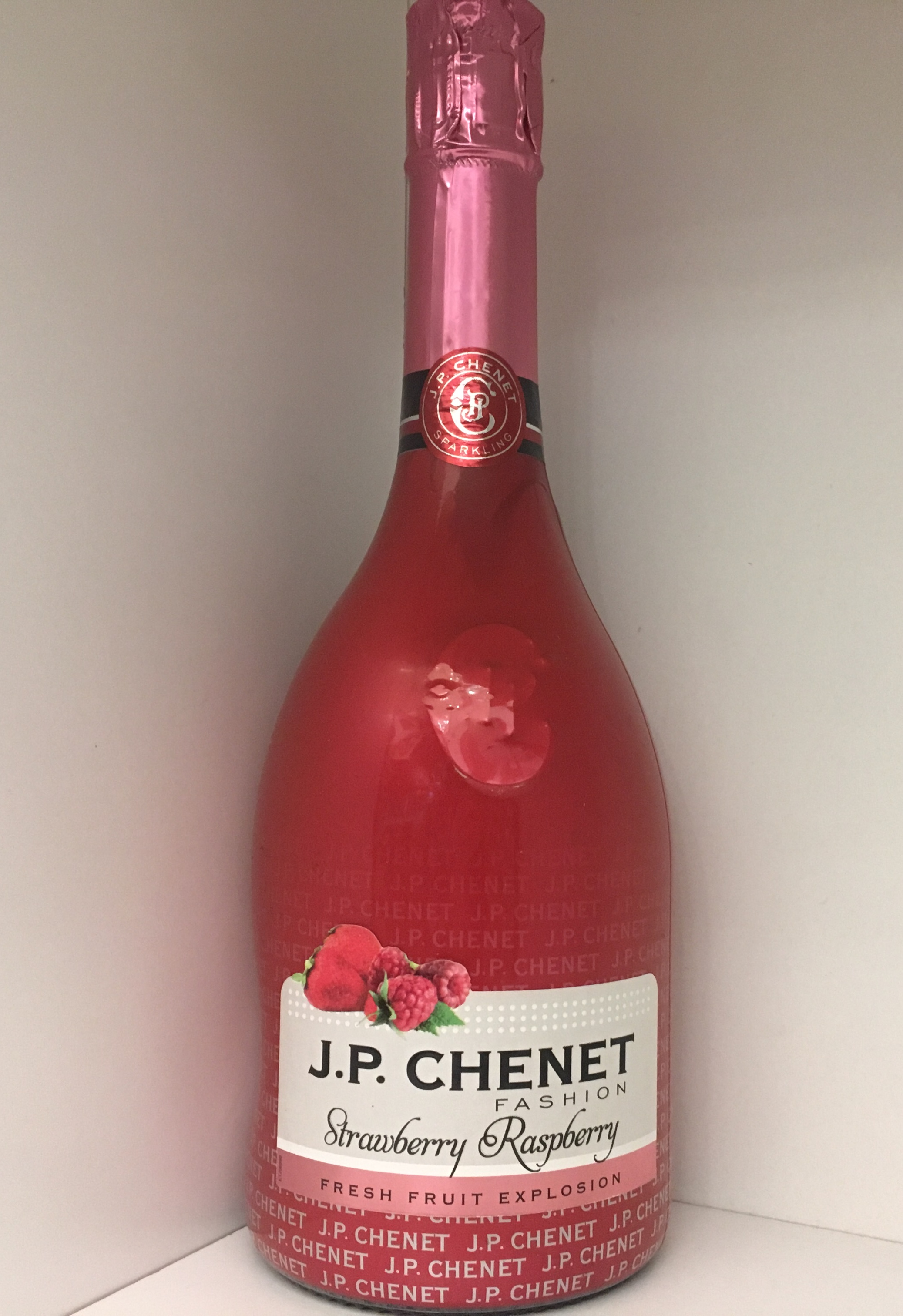 J.P. Chenet Fashion Strawberry Raspberry 0,75l